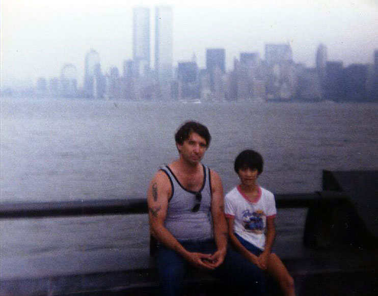 MY_WTC #75 | Joe 1982/83 | Me And My Dad