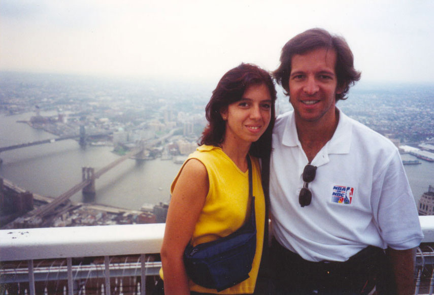 MY_WTC #84 | Marco and Adriana 2000
