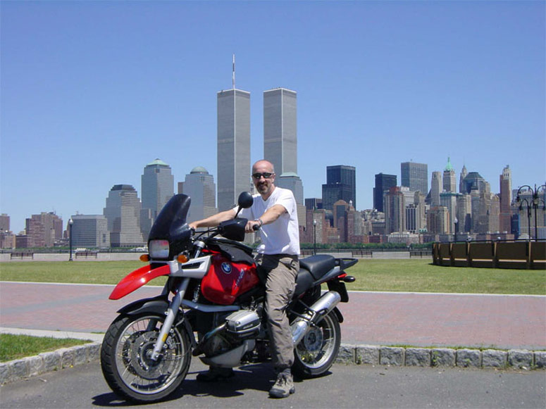 MY_WTC #232 | Peter | Motorcycle Tour 2001