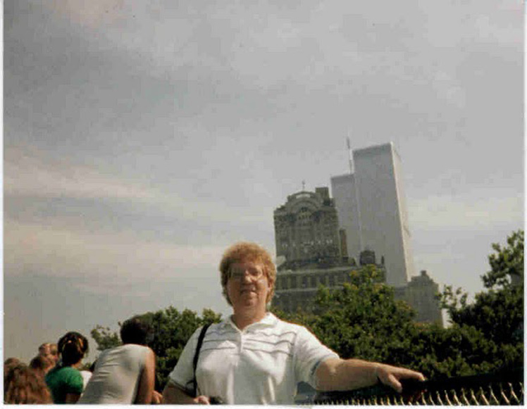 MY_WTC #246 | Karen | July 5, 1986
