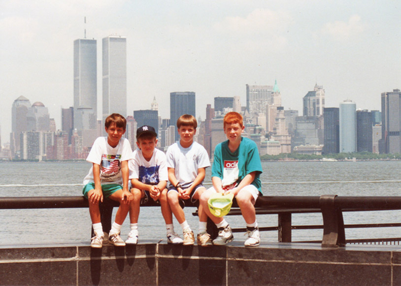 MY_WTC #353 | Mark 1992 | Never Forget