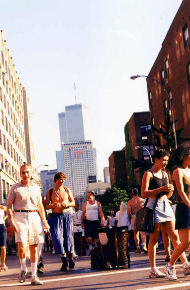 MY_WTC #549 | Elvert 1997 | New York City Gay Pride Parade
