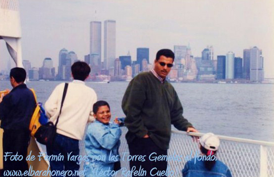 MY_WTC #555 | Hector 1990s | Ferry to Staten Island
