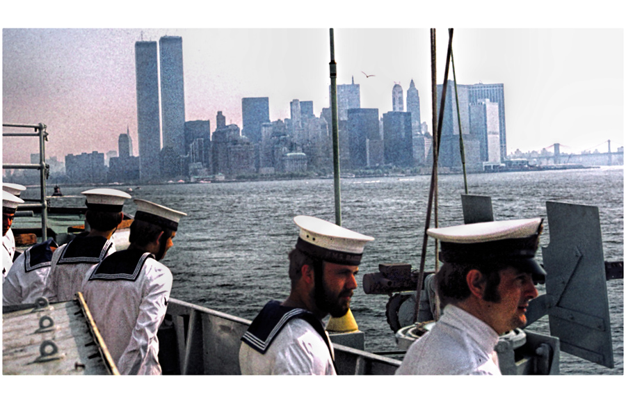 MY_WTC #576 | Isaac 1976 | bicentennial celebrations in July 1976