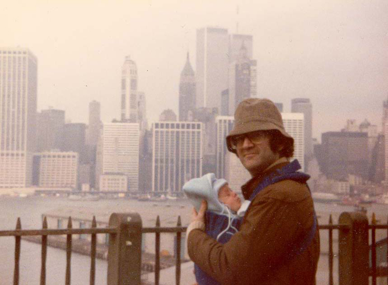 MY_WTC #601 | Seth 1979 | Father and Son