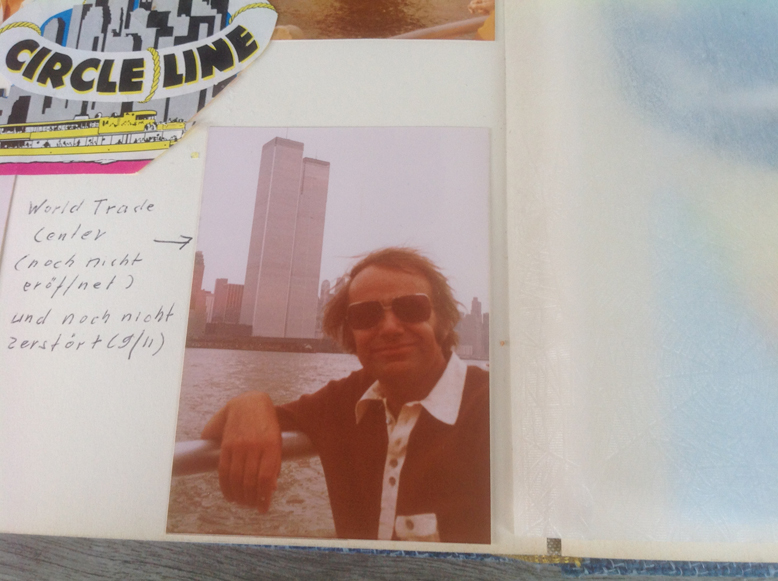 MY_WTC #623 | Dieter 1972 | Trip with the Circle Line