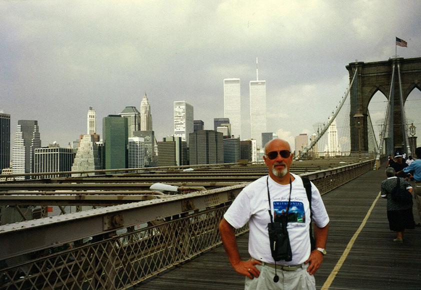 MY_WTC #100 | Stanislav 1997 | My Father