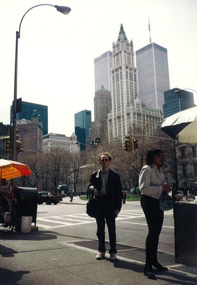 MY_WTC #102 | Stanislav 1997 | Downtown Area