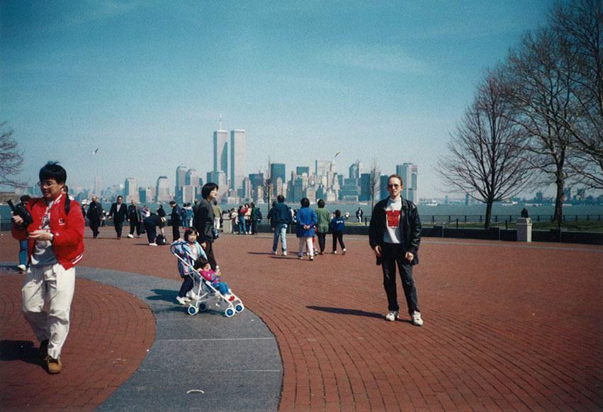 MY_WTC #103 | Stanislav 1997 | Liberty Island