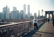 MY_WTC #105 | Stanislav 1997 | Brooklyn Bridge