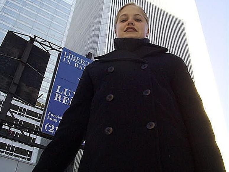 MY_WTC #106 | Rebecca 2001
