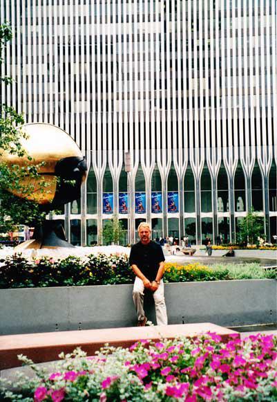 MY_WTC #11 | Klaus 2000