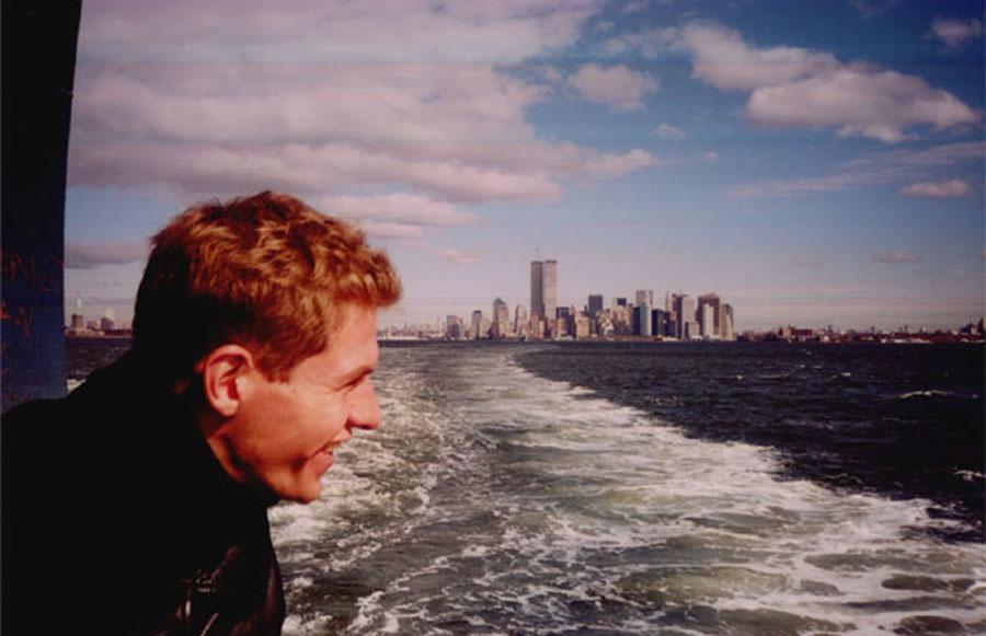 MY_WTC #117 | Jens 2000 | Staten Island Ferry