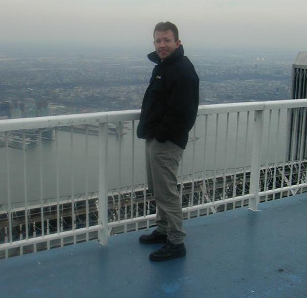 MY_WTC #125 | Barry 2000