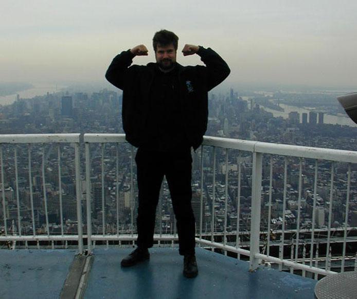 MY_WTC #126 | Serguei 2000