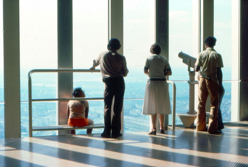 MY_WTC #129 | Jerry 1977 | Observation Deck