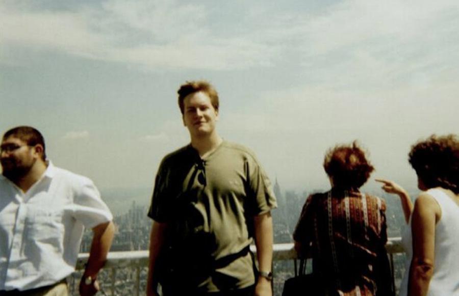 MY_WTC #134 | Jonas 2001