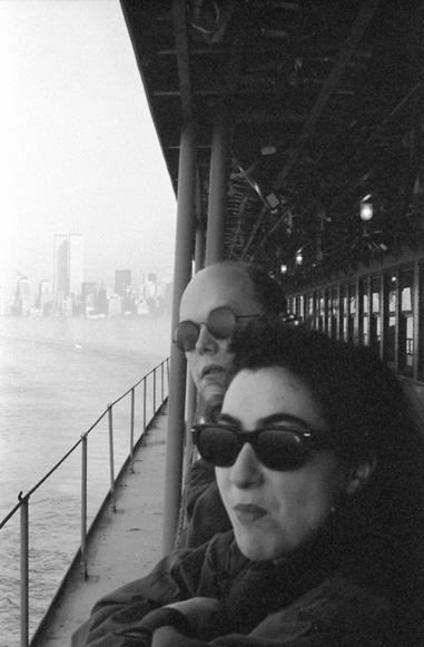 MY_WTC #156 | Clive 1991 | Staten Island ferry