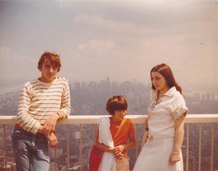 MY_WTC #157 | Dominique | Voyage à New York Juin 1977