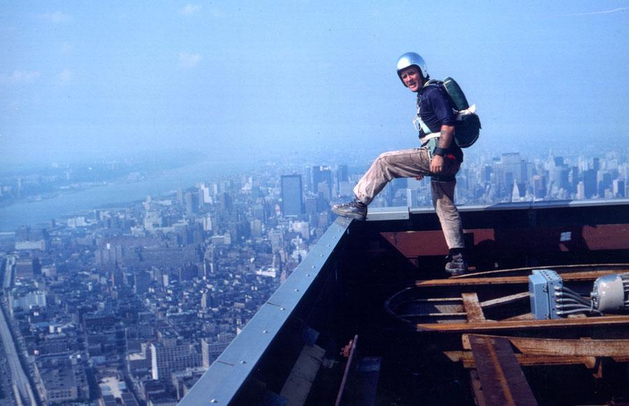 MY_WTC #159 | Owen 1975 | Jump from WTC