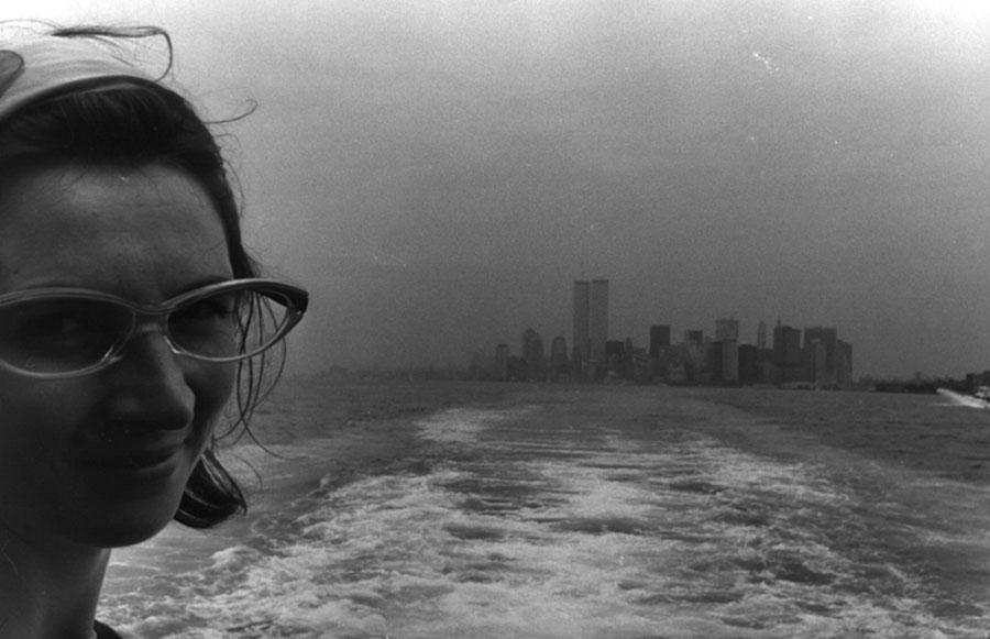 MY_WTC #161 | Patrick, July 1986 | Return trip to Staten Island with M.-H.