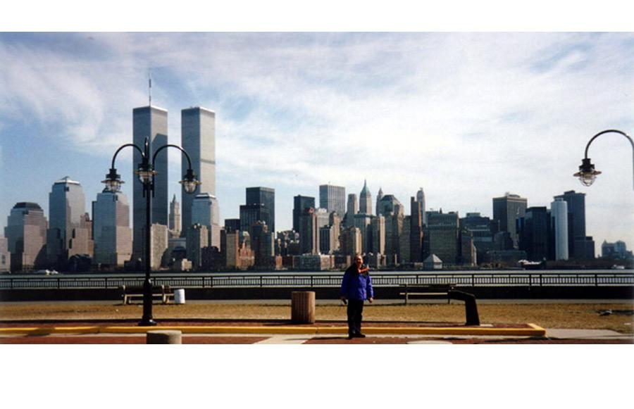 MY_WTC #178 | Lindsay 1998 | Twin Towers