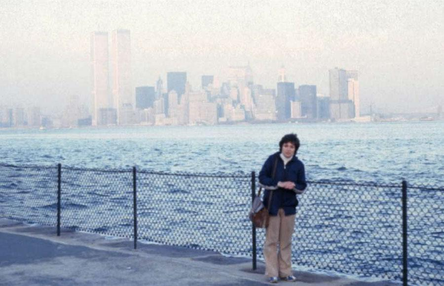 MY_WTC #196 | Mariano 1979 | Liberty Island
