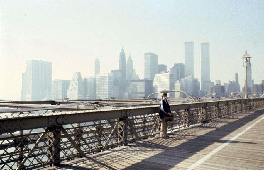 MY_WTC #197 | Mariano 1979 | Brooklyn Bridge