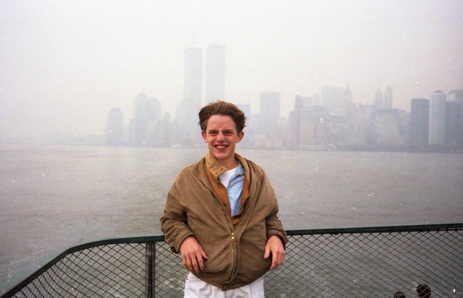 MY_WTC #2 | Robert 1989