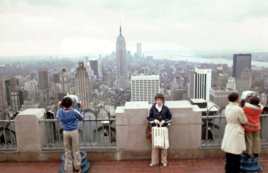 MY_WTC #203 | Mariano 1979 | RCA Buiding