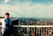 MY_WTC #213 | Steven 1993 | 2 World Trade Center – Top of the Tower