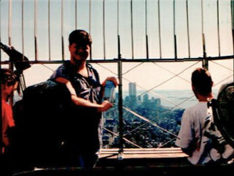 MY_WTC #214 | Steven 1993 | Empire State Building