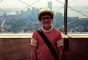 MY_WTC #227 | Matt mid 1980's | Empire State Building