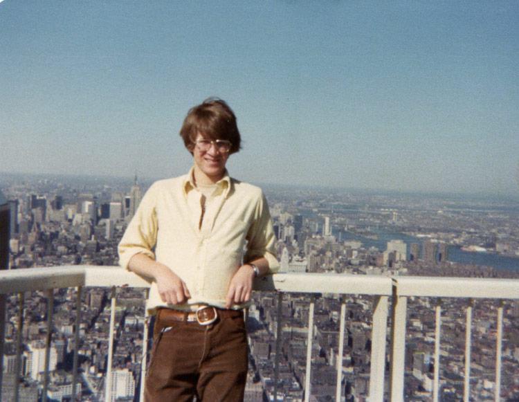 MY_WTC #233 | David | WTC, April 1977