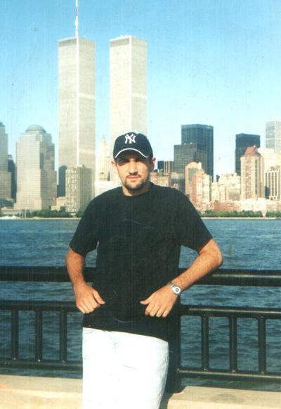 MY_WTC #237 | Kaan | Travelling New York in August, 2001