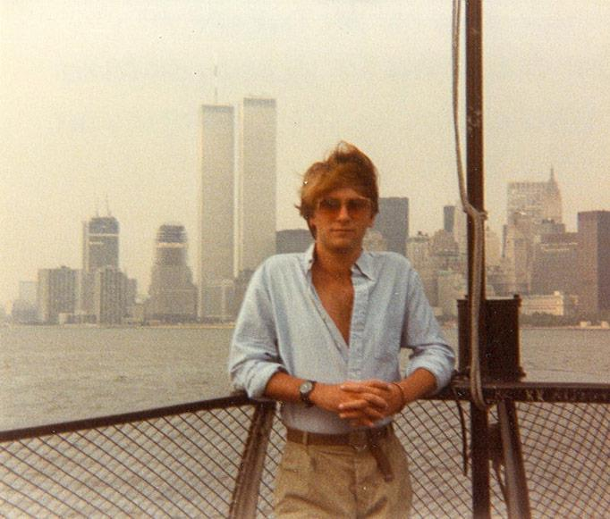 MY_WTC #240 | Geoff | On the ferry to Liberty Island, 1984