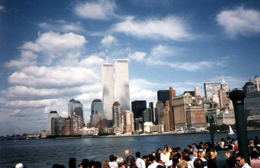 MY_WTC #25 | Freidoun 1994
