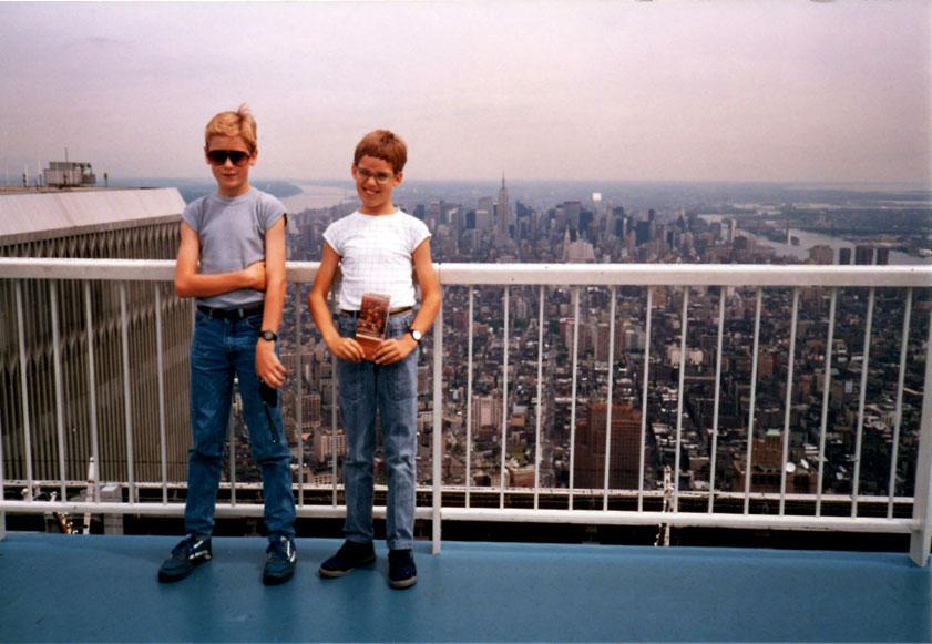 MY_WTC #260 | Derek | August 1986