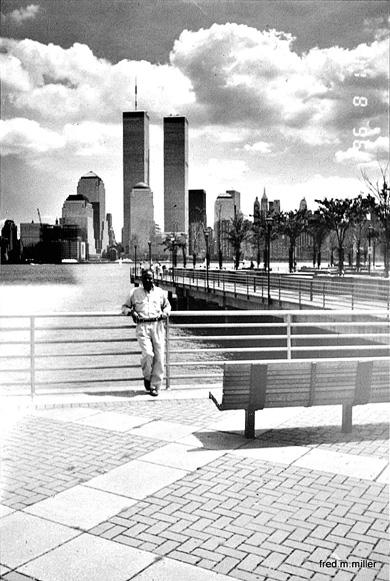 MY_WTC #264 | Fred | The Twin Towers 08-11-1996