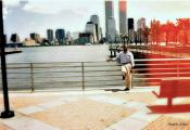 MY_WTC #265 | Fred | The Twin Towers 08-11-1996