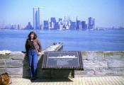 MY_WTC #27 | Radioskip | Mum in front of WTC 1978