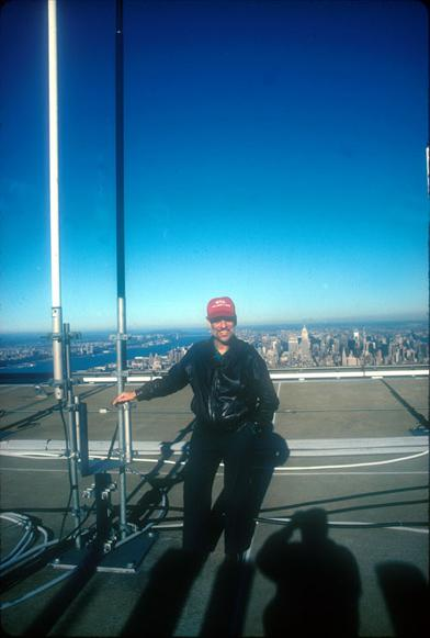 MY_WTC #270 | Dr. Mike 1994 | View from the Top – Almost Heaven