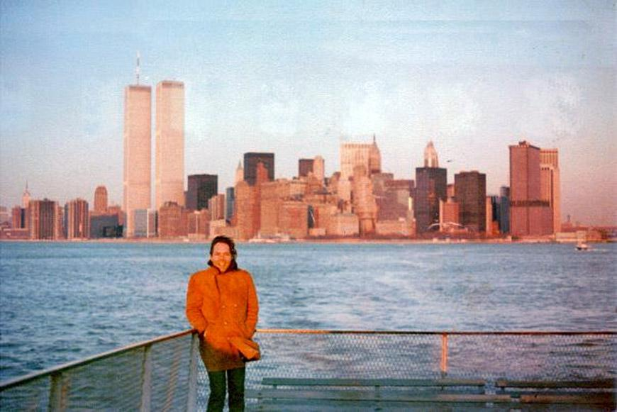 MY_WTC #272 | Giorgio 1982 | New York in January
