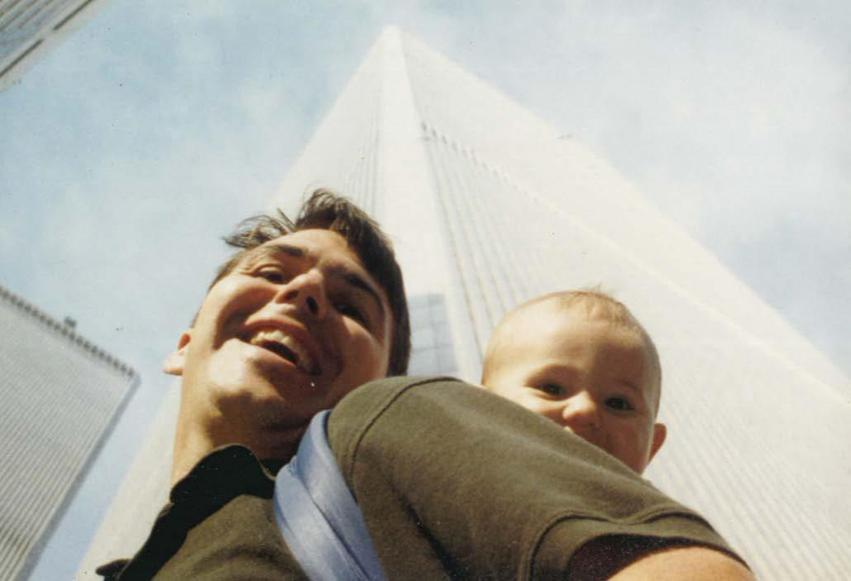MY_WTC #277 | David 1997 | Dad & Ray