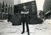 MY_WTC #278 | Dennis 1976 | A Noteworthy Arrest