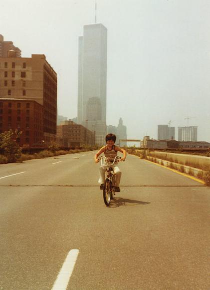 MY_WTC #281 | Tak 1980 | Where I learned to ride a bike