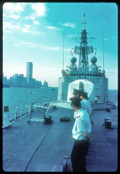 MY_WTC #282 | Peter 1976 | HMCS Iroquois, July 3