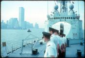 MY_WTC #283 | Peter 1976 | HMCS Iroquois, July 3