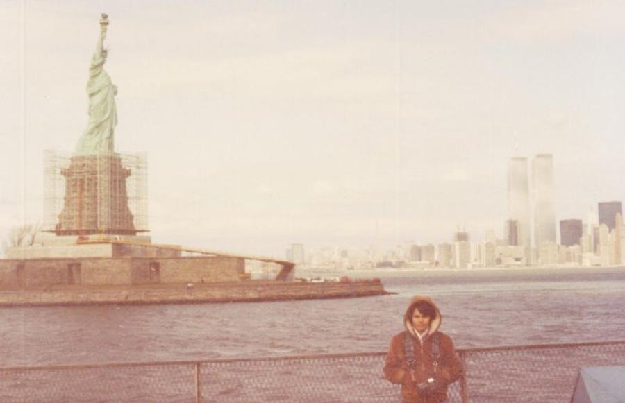 MY_WTC #286 | Hank 1980's | Bobby