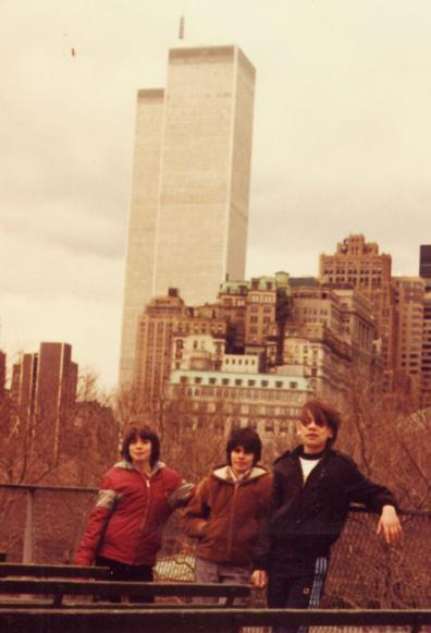 MY_WTC #287 | Hank 1980's | Earnie, Bobby & Jay